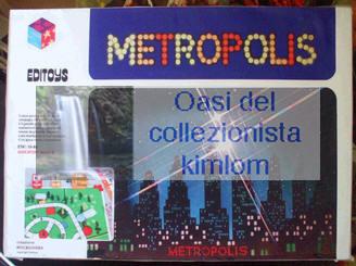 Metropolis - Editoys