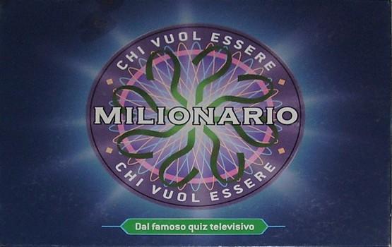Chi vuol essere milionario - Hasbro