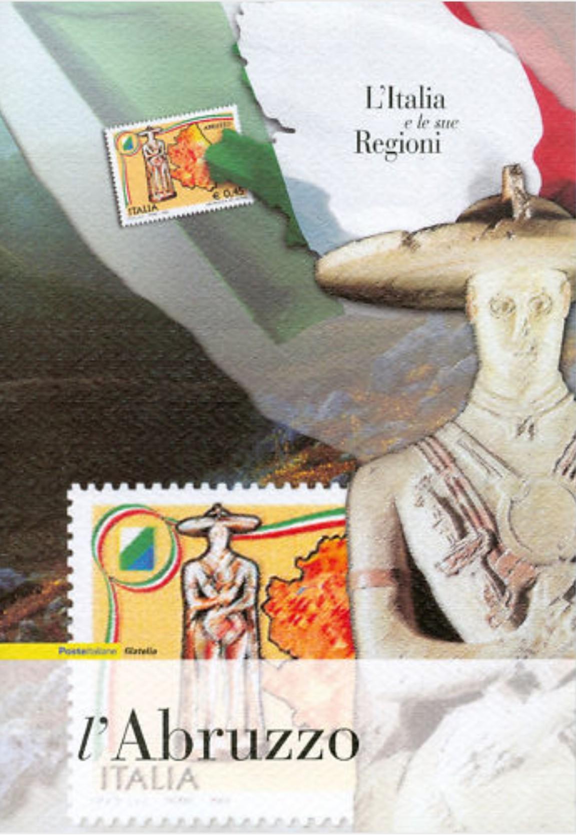 folder - L'Italia e le sue regioni, l'Abruzzo