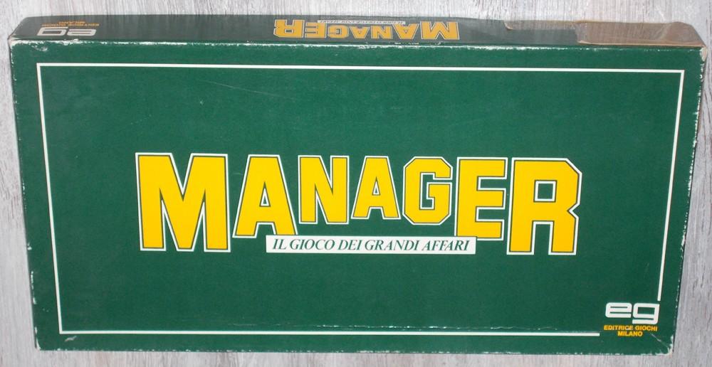 Manager - Editrice giochi