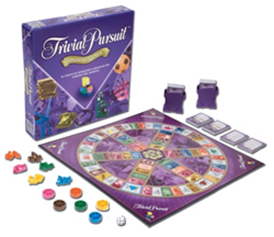 Trivial pursuit, genus edition - Parker brothers