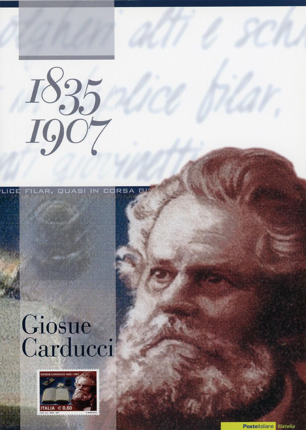 folder - Giosuè Carducci