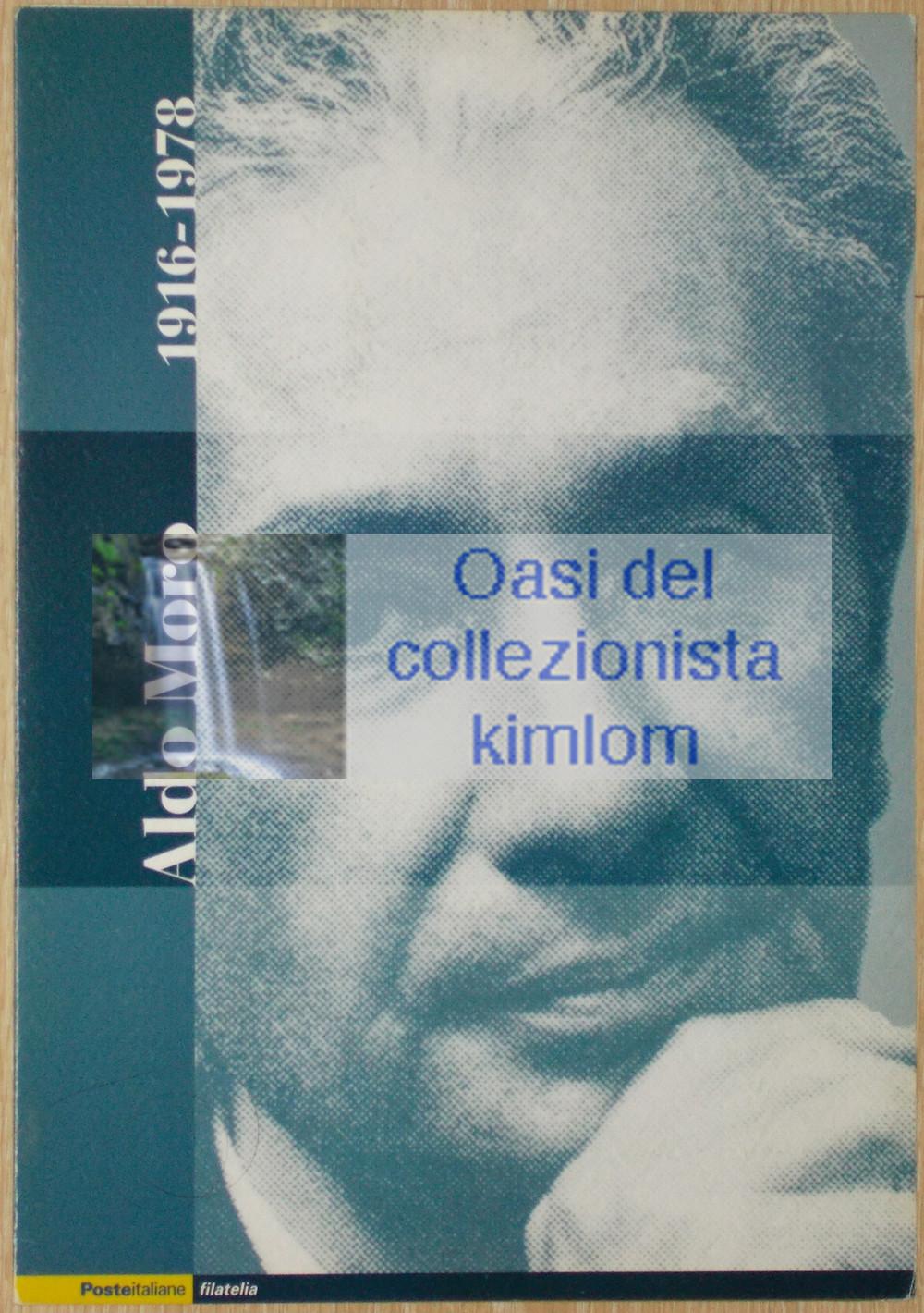 folder - Aldo Moro 1916-1978
