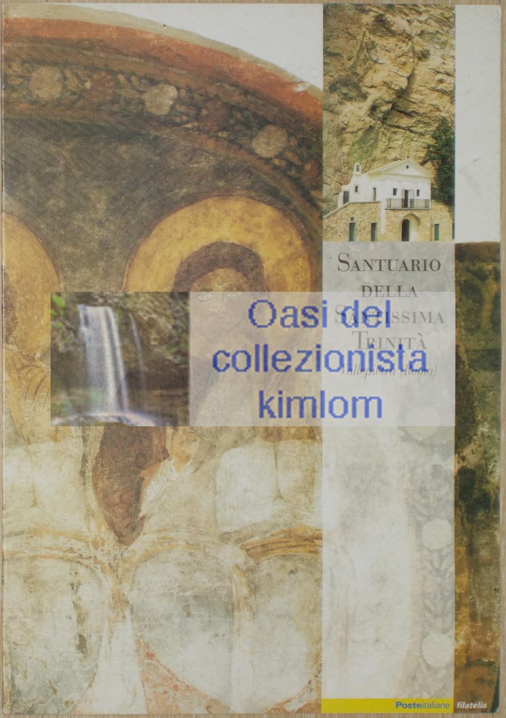 folder - Santuario della Santissima Trinità - Vallepietra (Roma)