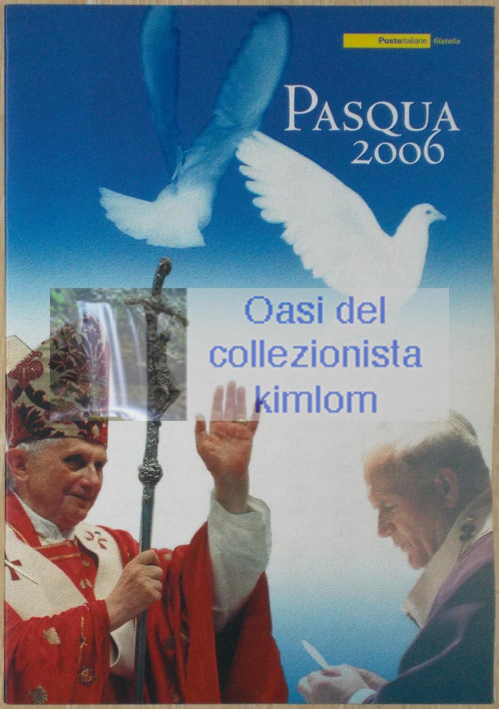 folder - Pasqua 2006