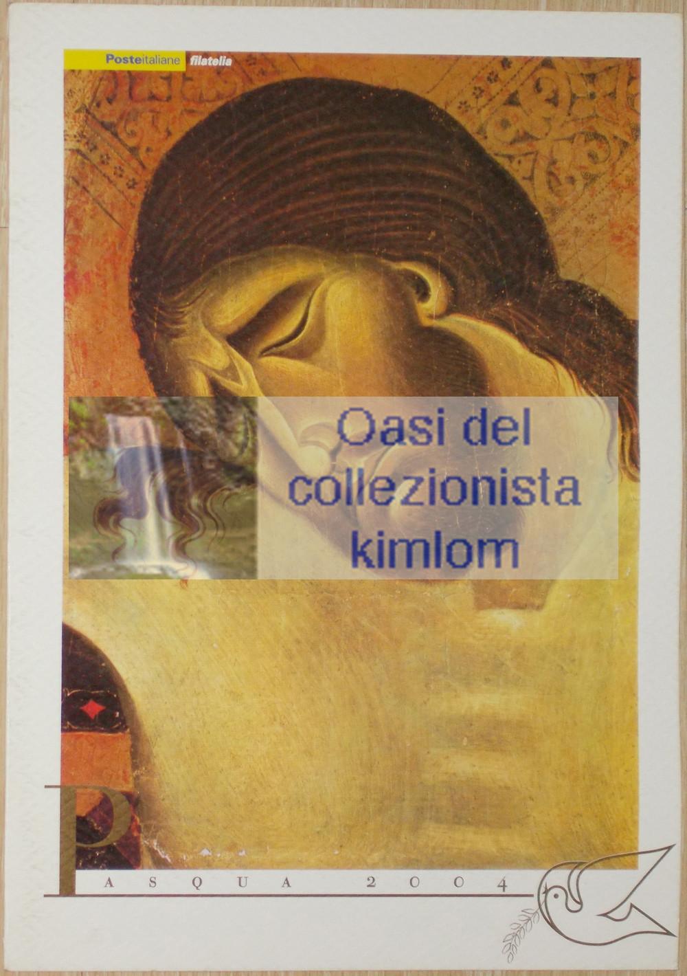 folder - Pasqua 2004