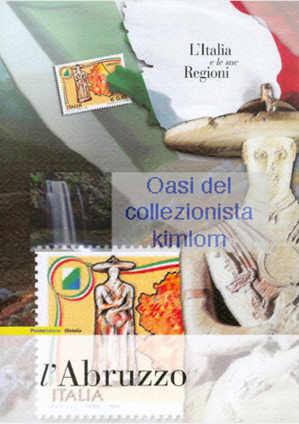 folder - L'Italia e le sue Regioni - L'Abruzzo