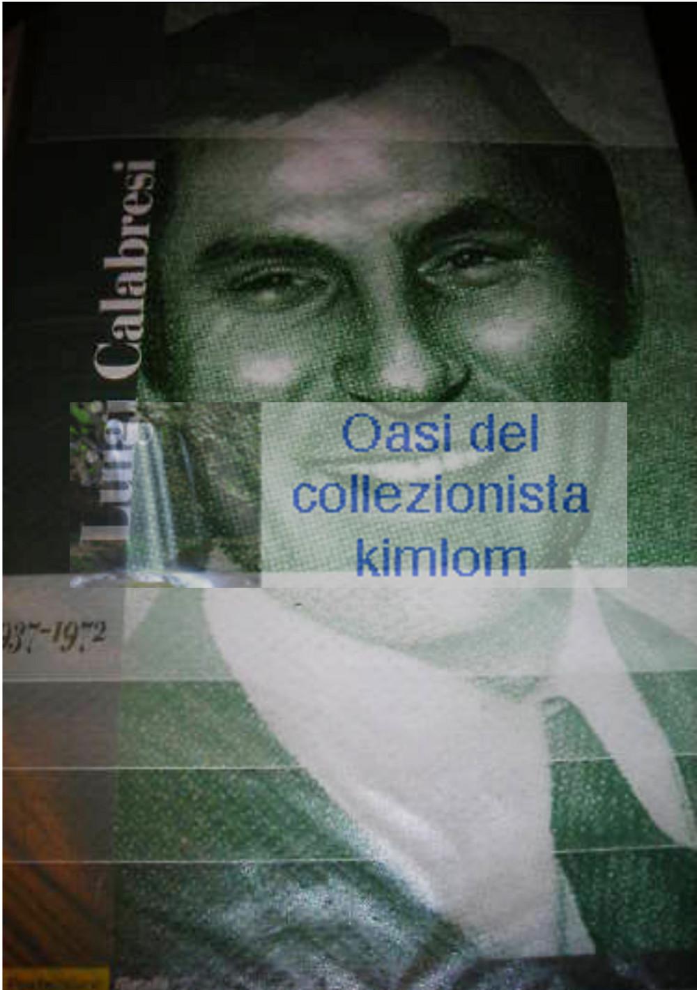 folder - Luigi Calabresi 1937-1972