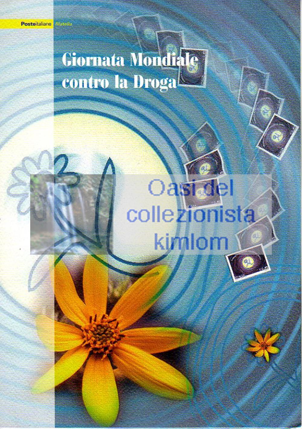 folder - Giornata Mondiale contro la droga
