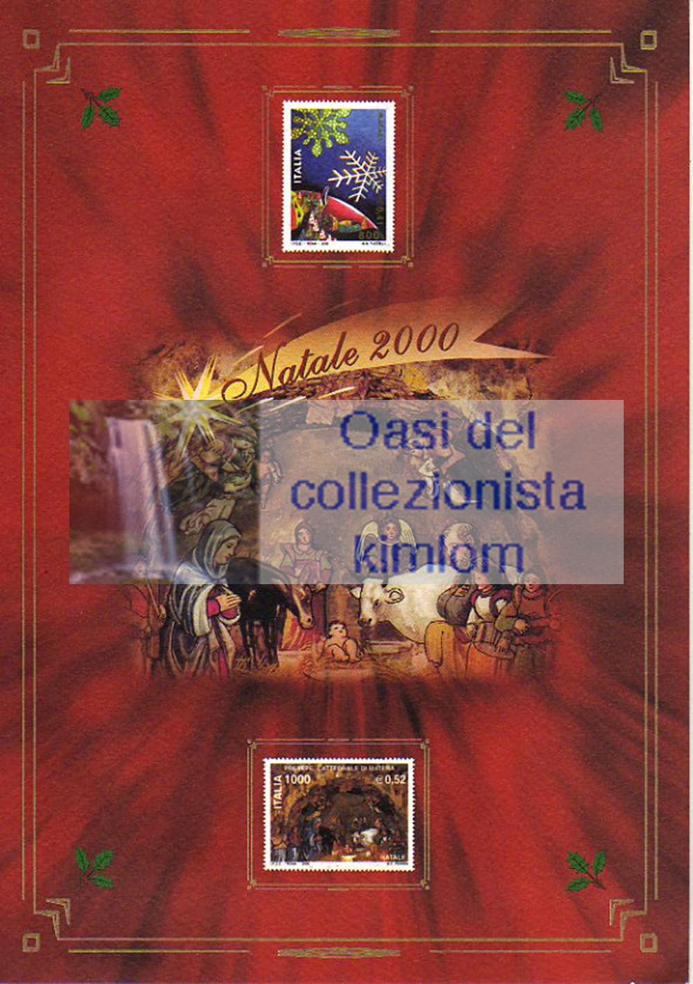 folder - Natale 2000