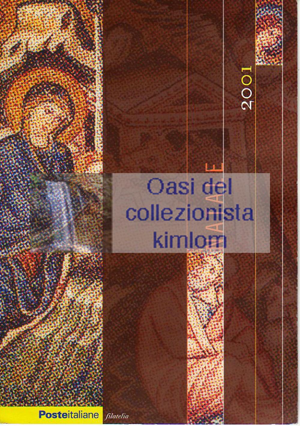 folder - Natale 2001