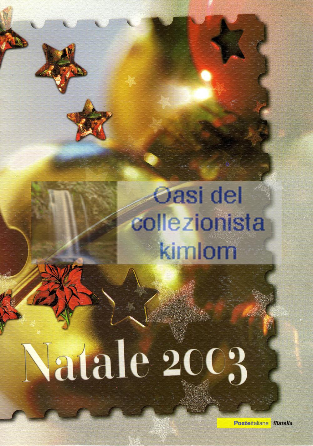 folder - Natale 2003