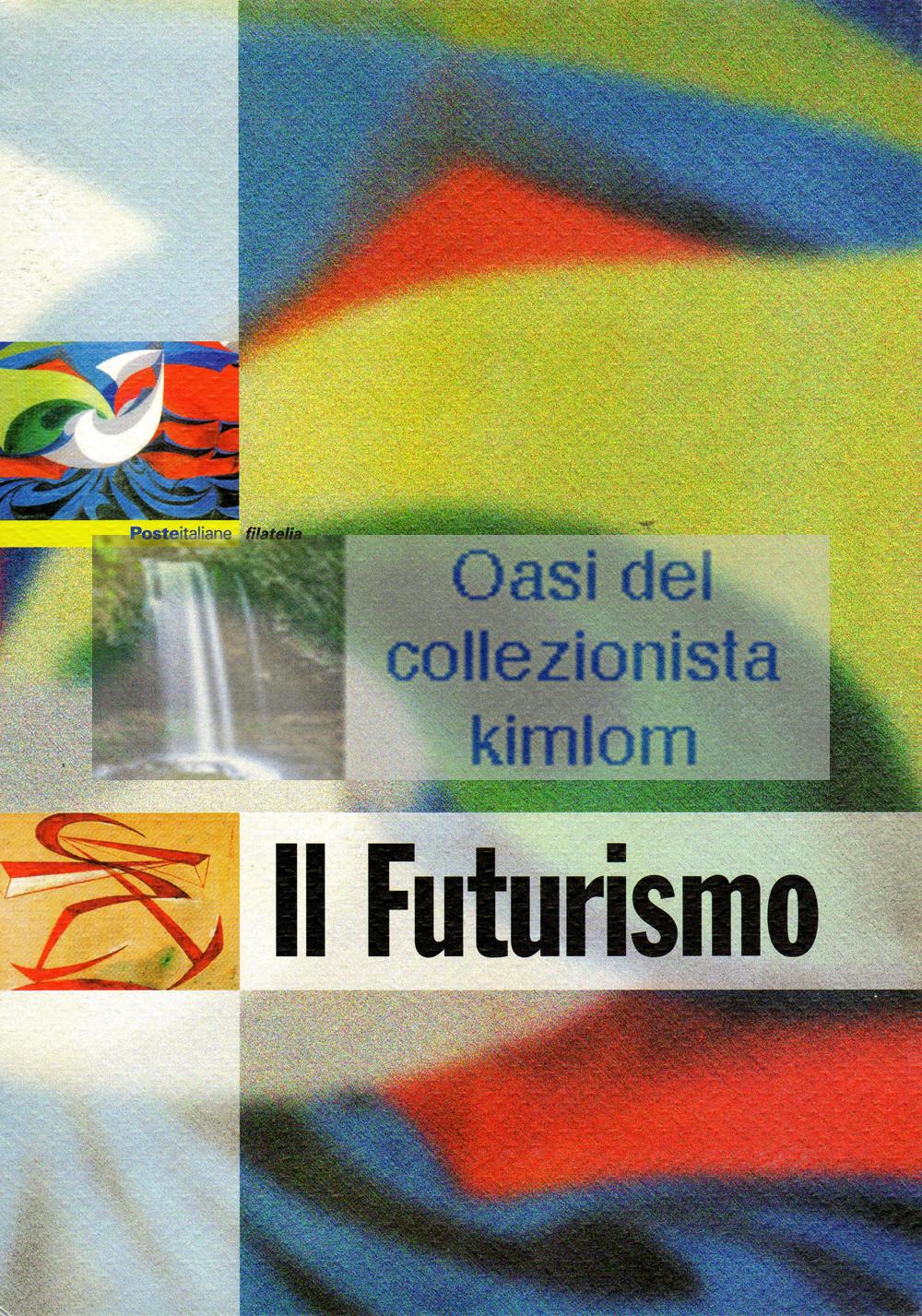 folder - Il futurismo