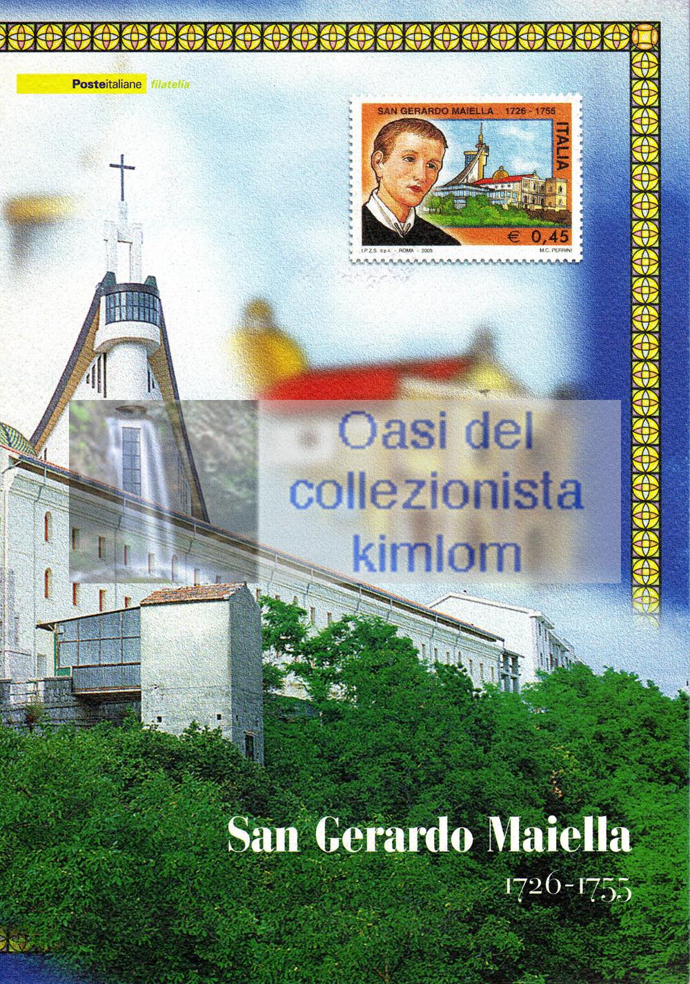 folder - San Gerardo Maiella 1726-1755