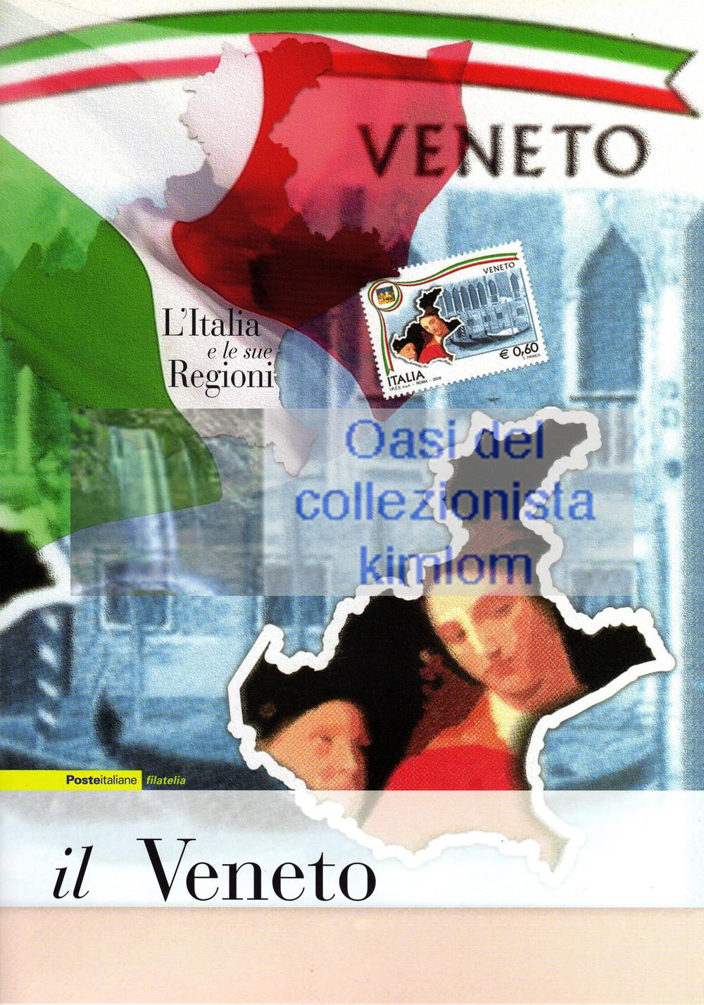 folder - L'Italia e le sue regioni - Il Veneto