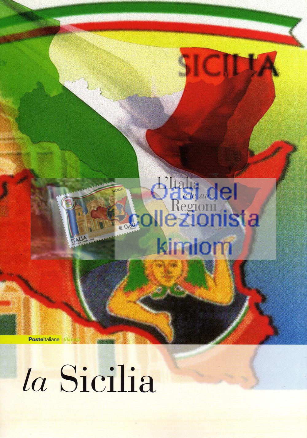 folder - L'Italia e le sue Regioni - La Sicilia