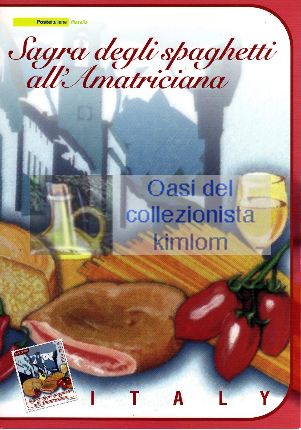 folder - Sagra degli spaghetti all'Amatriciana