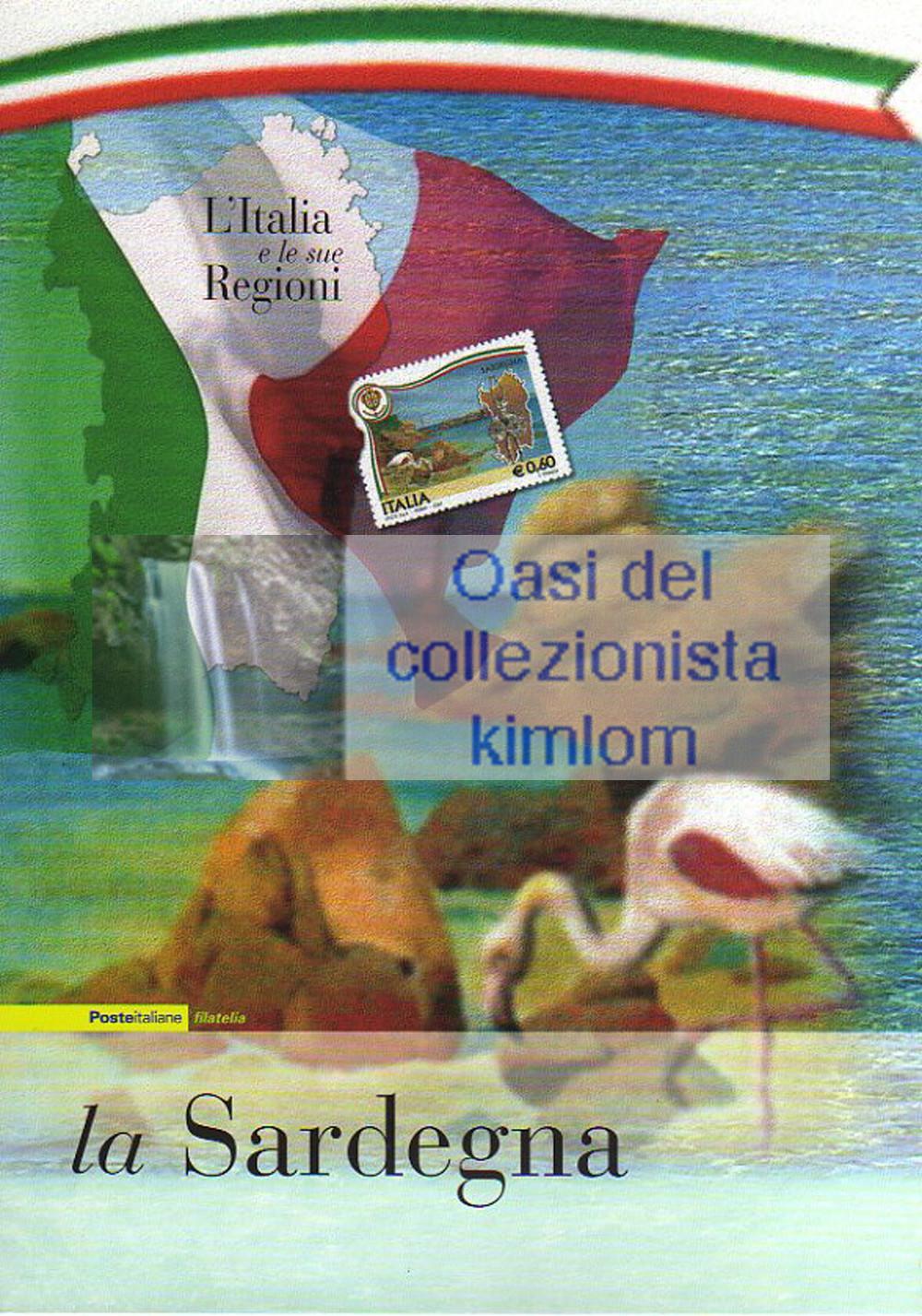 folder - L'Italia e le sue regioni - La Sardegna