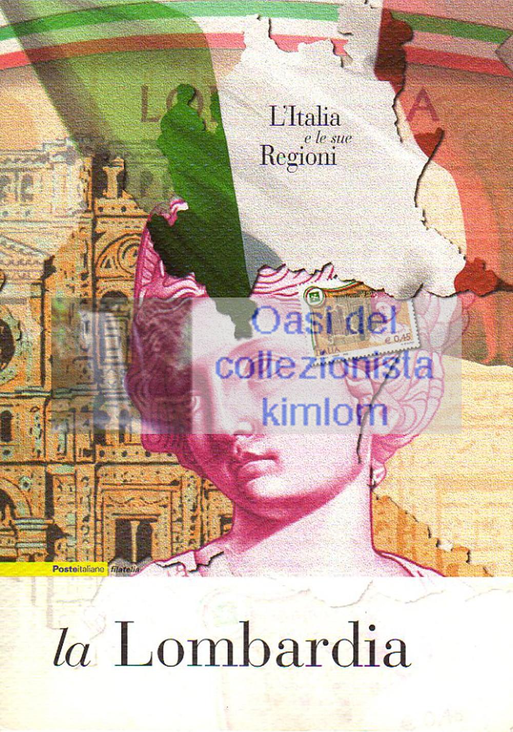folder - L'Italia e le sue regioni - La Lombardia