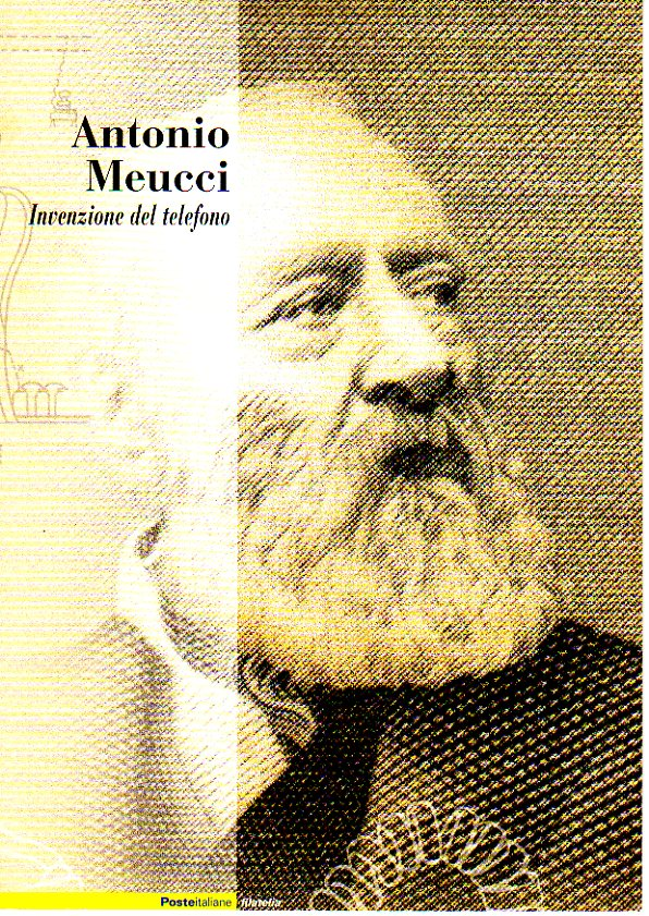 folder - Antonio Meucci