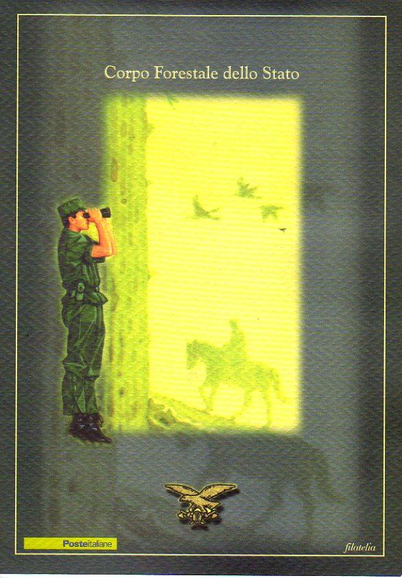 folder - Corpo Forestale dello Stato