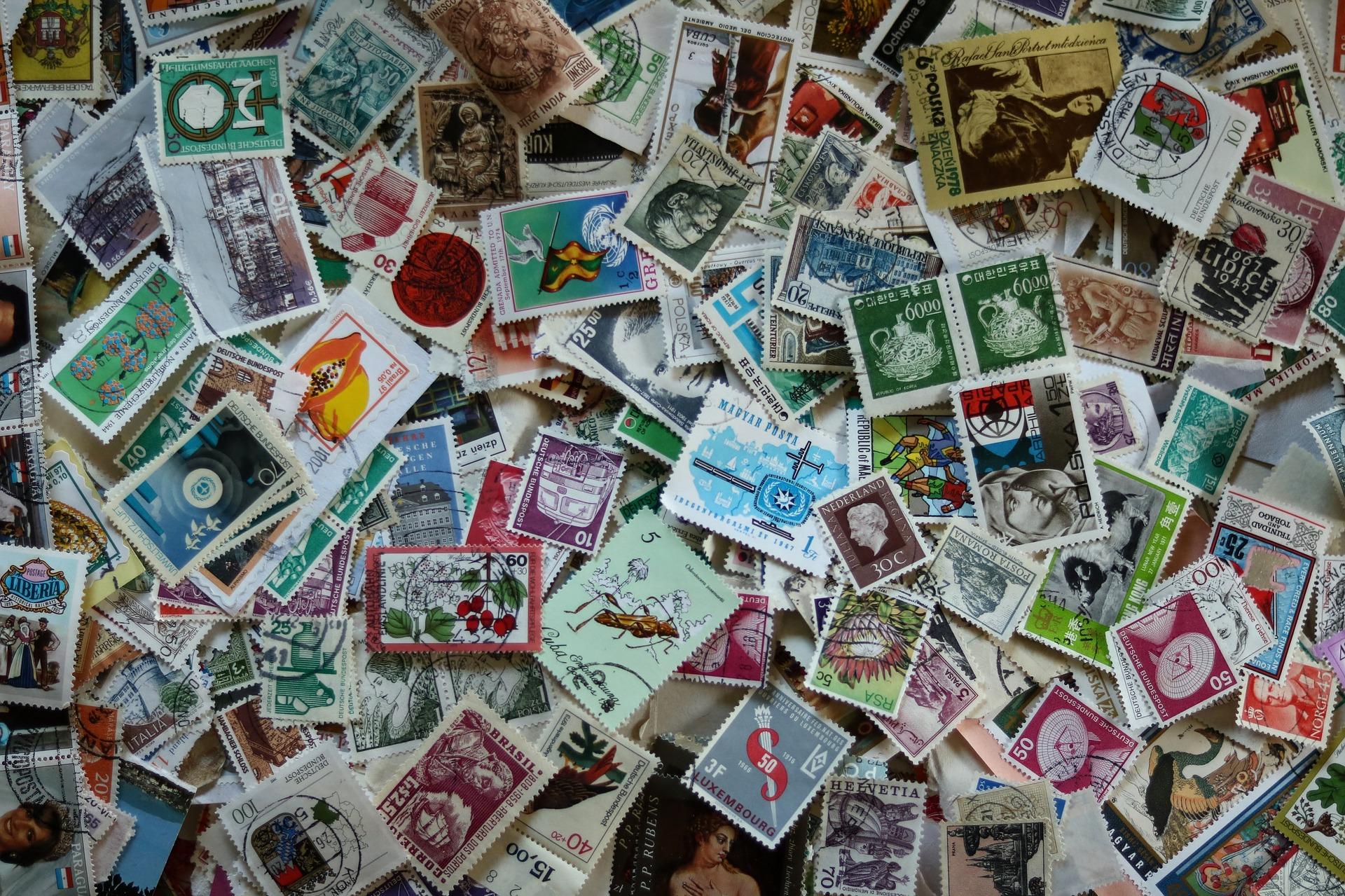 Storia del francobollo 2