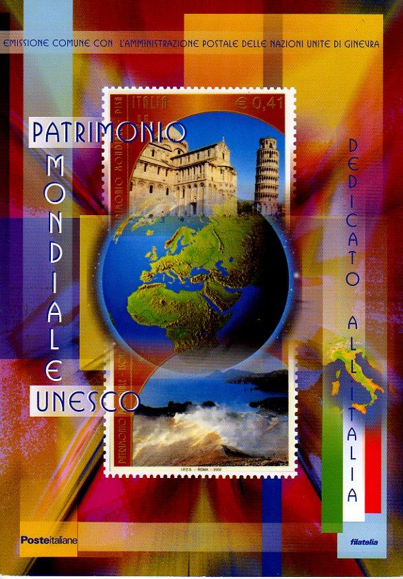 folder - Patrimonio mondiale Unesco