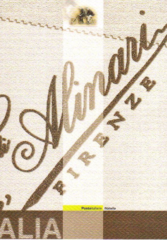 folder - Celebrazioni istituto edizioni artistiche fratelli Alinari